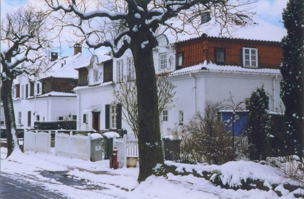 Vejlaget FAB (tidl. Frederiksberg Arbejderes Byggeforening) Folkets Allé, marts 1998
