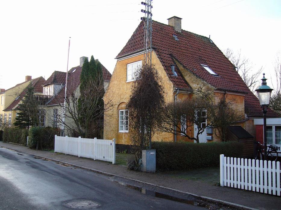 Frederiksberg Kommunale Funktionærers Boligforening, Ved Grænsen, dec. 2006