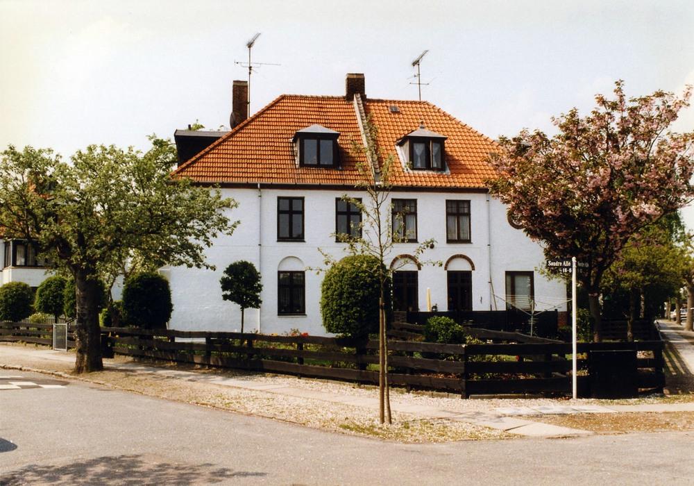 Trekanten, Søndre Allé og Nordre Allé, maj 1998