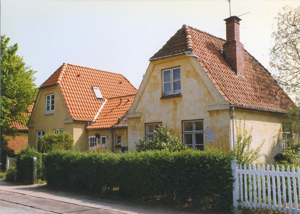 Valby Vænge, Castbergsvej, maj 1998