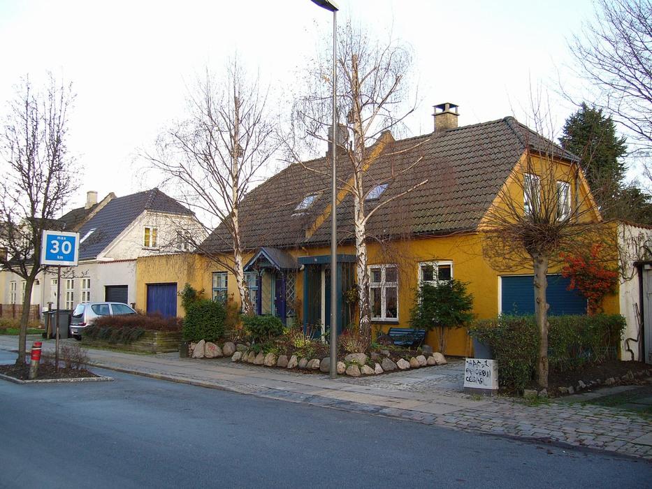 Venners Hjem, Trekronergade, december 2006